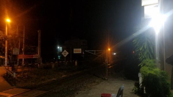 Nha Trang: Uống rượu say trên đường ray, nam thanh niên bị tàu khách cán tử vong