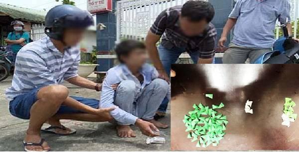 Nha Trang: Tàng trữ ma túy, 1 thanh niên bị bắt