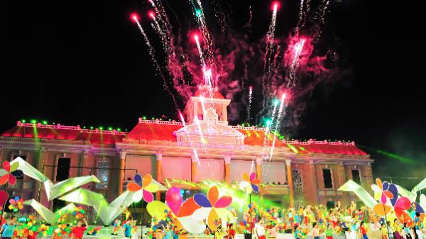 Tối nay 10/6 khai hội Festival Biển Nha Trang - Khánh Hòa 2017