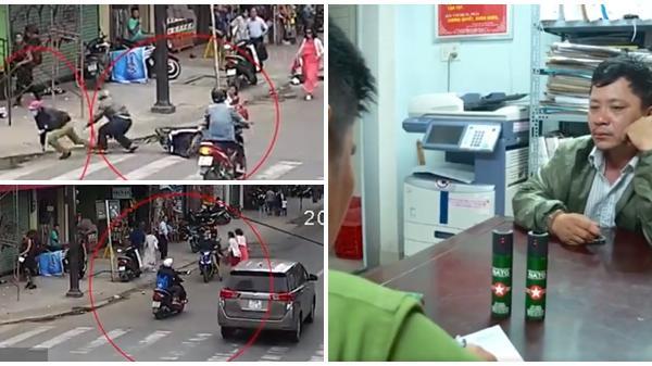 Nha Trang: Đi bộ, nữ du khách Trung Quốc bị 2 tên cướp liền lĩnh giật túi xách, kéo lê trên đường