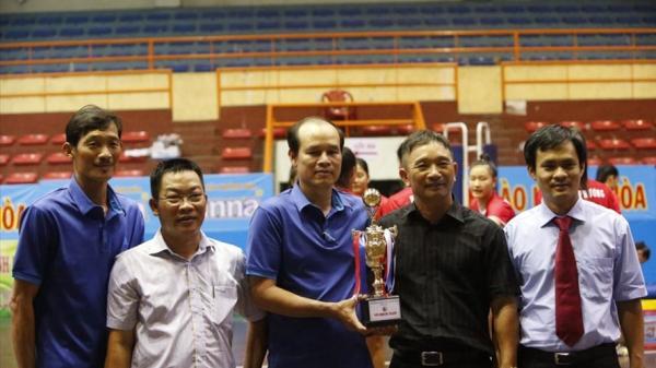 Bóng chuyền nam Khánh Hòa thay huấn luyện viên trưởng