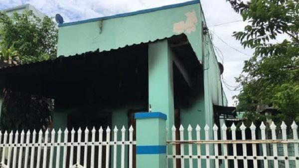 Án mạng rợn người: Giết vợ và con riêng rồi phát lửa tự thiêu cả nhà