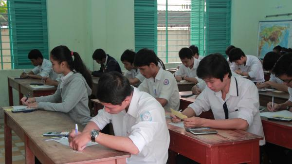 Khánh Hòa có 20 thí sinh đạt giải kỳ thi học sinh giỏi quốc gia 2018