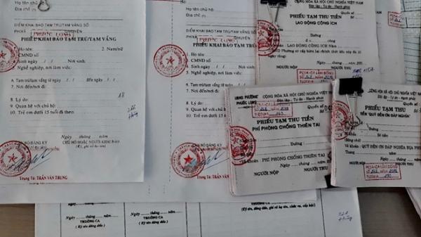 Nha Trang: Giả mạo tài liệu, giấy tờ để được giao đất tái định cư 40 trường hợp