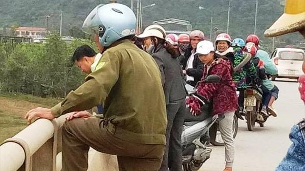 Cứu người đàn ông ở Khánh Hòa hai lần nhảy cầu tự tử mùng 4 Tết