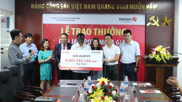 Nha Trang: Về quê tảo mộ, một khách bất ngờ trúng Vietlott hàng tỷ đồng