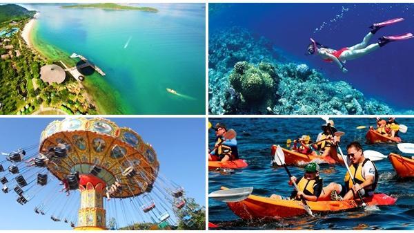 Những điểm ăn chơi ở Vịnh Ngọc, Nha Trang