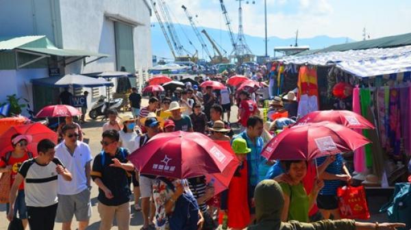 Hai tháng đầu năm, Khánh Hòa đón gần một triệu lượt khách du lịch