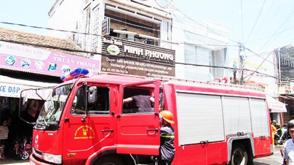 Diên Khánh: Cháy ở tiệm bánh kem