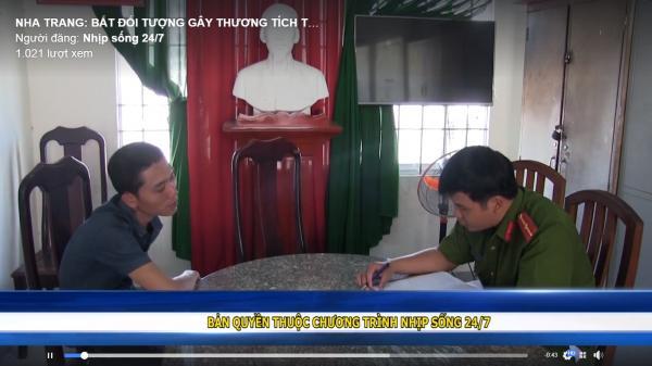 Nha Trang: Bắt đối tượng đâm người tại quán karaoke