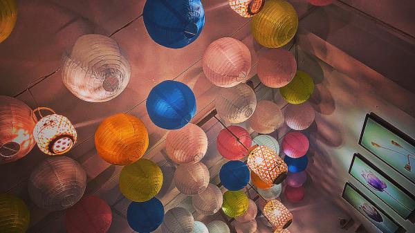 Khu đèn lồng thu nhỏ giữa lòng thành phố biển Nha Trang team sống ảo nhất định phải đến một lần!