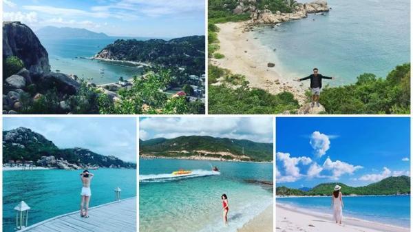 Chẳng cần đi đâu xa, đến ngay Khánh Hòa để khám phá Maldives của Việt Nam