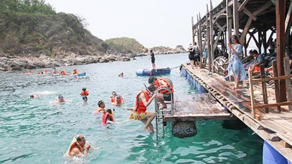 Chất lượng tour 4 đảo Nha Trang ngày càng xuống cấp