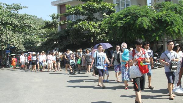6 tháng: Lượng khách quốc tế đến Khánh Hòa tăng hơn 80%