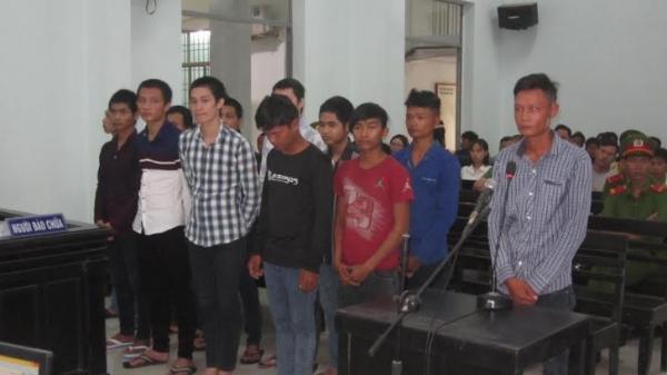Khánh Hòa: 12 thanh niên lĩnh án sau vụ truy sát kinh hoàng khiến 1 người tử vong