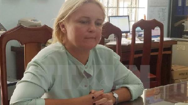 Công an tỉnh Khánh Hòa bắt giữ một phụ nữ Nga bị truy nã quốc tế