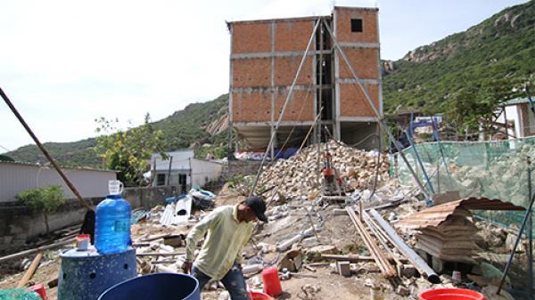 Giá đất ở đảo Bình Ba tăng cao