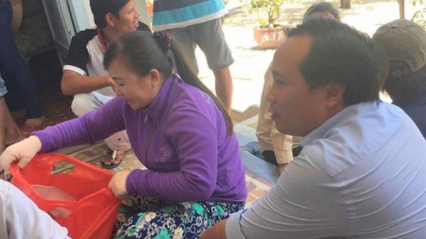 Khánh Hòa: Dân bức xúc vì danh sách hỗ trợ bão 12 có nhiều người nhà cán bộ