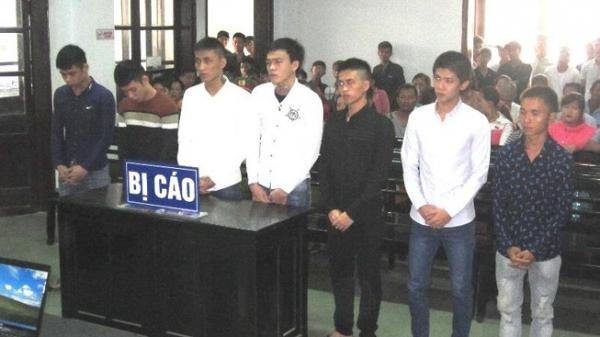 Khánh Hòa: Nhóm thanh niên hùng hổ chém nhầm người lãnh án