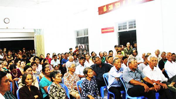 Khánh Hòa: Khi tình cảm xóm làng bị rạn nứt