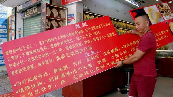 Nha Trang chưa thể xử lý triệt để 'phố Tàu, Nước Nga'