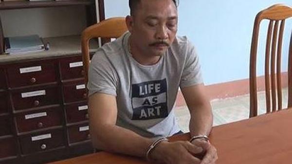 """Bắt khẩn cấp một đàn em thân tín của trùm gỗ lậu Phượng """"râu"""" ở Khánh Hòa"""