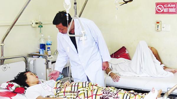 Khánh Hòa: 4 ngày nghỉ lễ, gần 900 ca nhập viện