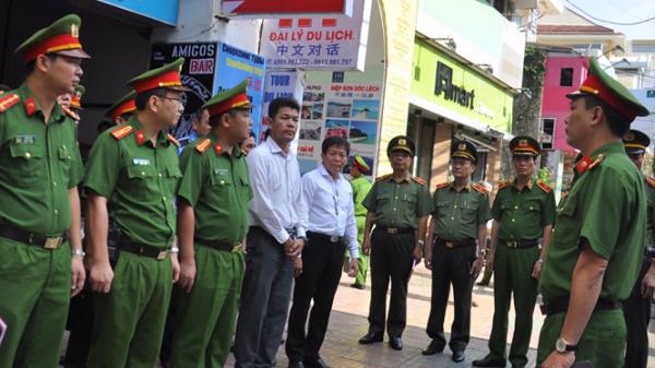 Nha Trang: Bộ Công an kiểm tra đột xuất các toà nhà cao tầng