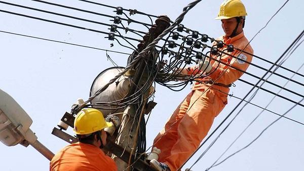 Lịch tạm ngừng cấp điện tại một số khu vực trên địa bàn tỉnh Khánh Hòa từ ngày  16/5/2018 đến ngày 22/5/2018