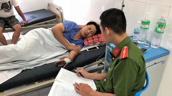 Nha Trang: Giám đốc đoàn xe khách 40 chiếc bị giang hồ chém tại nhà