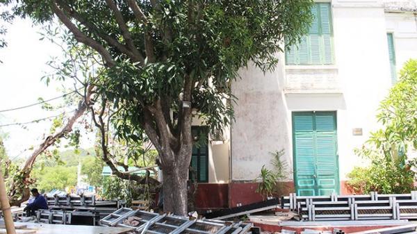 Ai phá nát 'ruột' di tích lầu Bảo Đại ở Khánh Hòa?