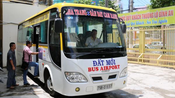 Khánh Hòa tăng thêm chuyến buýt Nha Trang đi sân bay Cam Ranh