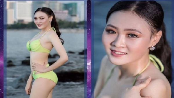 Ngắm vẻ nóng bỏng của người đẹp Khánh Hòa, một trong những ứng viên tiềm năng của HHHV Việt Nam 2017