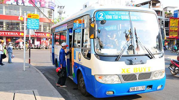 Thay đổi lộ trình xe buýt nội thị Nha Trang