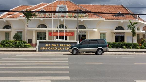 Cách chức trưởng ga Nha Trang, sa thải trực ban chạy tàu