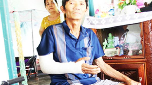 Thôn Đồng Xuân, Ninh Thượng:  Một gia đình tố bị côn đồ ngang nhiên hành hung