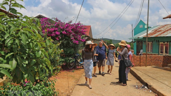Buôn làng K'Ho - điểm đến mới lạ với du khách tới Lâm Đồng