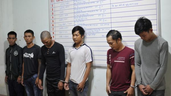 Đắk Lắk: Bắt băng nhóm chuyên bảo kê thu mua sầu riêng