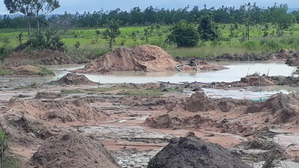Ea H'leo (Đắk Lắk): Tài nguyên khoáng sản đang bị đánh cắp