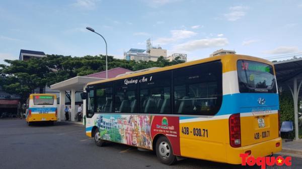 Đi xe buýt ở nơi đâu có đầy đủ điều hòa mát lạnh thích như... ở Đà Nẵng
