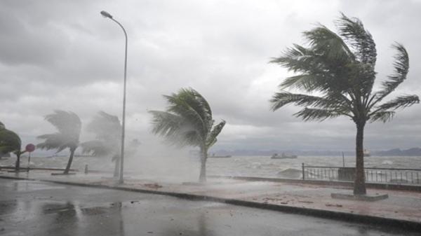 Hôm nay bão đổ bộ, miền Bắc hứng mưa lớn dữ dội