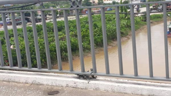 Thái Bình: Vẫn đang nỗ lực tìm kiếm thi thể cô gái nhảy cầu tự vẫn