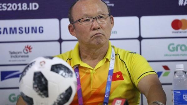 HLV Park Hang Seo: 'U23 Việt Nam có thể thắng Hàn Quốc ở bán kết'