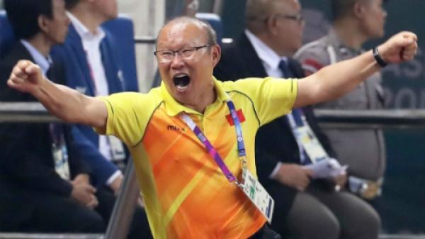 Cổ động viên Hàn Quốc dõng dạc tuyên bố: 'Chúng ta sẽ đè bẹp Việt Nam'