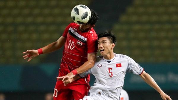 Hàng loạt tờ báo Syria liên tuc móc máy: Olympic Việt Nam thắng nhờ may mắn hơn