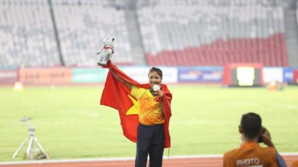 Xuất sắc giành HCV ASIAD lịch sử, VĐV Việt Nam bất ngờ bị BTC chủ nhà Indonesia kiểm tra doping