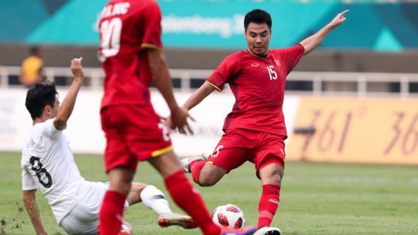 Tiền vệ Đức Huy: 'Chúng tôi sẽ thi đấu đến kiệt sức vì khán giả'
