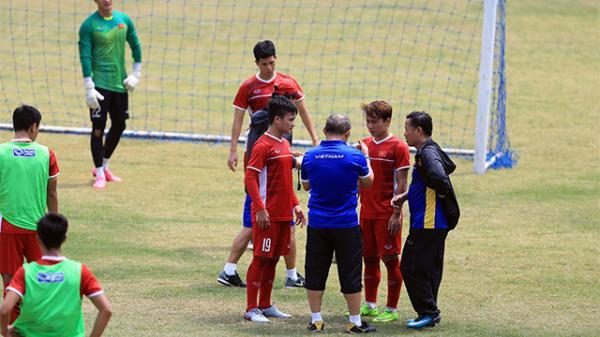 Đội hình dự kiến của Olympic Việt Nam đối đầu UAE: Minh Vương đá chính, Xuân Trường dự bị?