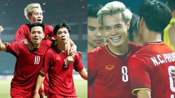 Đội hình ra sân cực dị của Việt Nam: Văn Toàn đá chính, Công Phượng và Văn Quyết tiếp tục dự bị?