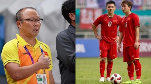 Thua đầy nuối tiếc UAE, HLV Park Hang Seo nói lời ruột gan khiến NHM Việt Nam tự hào
